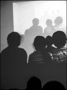 Kinder Schatten