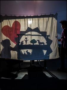 Medienwerkstatt Schattentheater