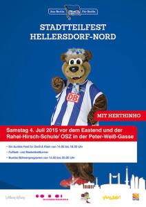 Herthinho Hellersdorf 2015