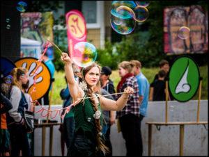 Berlin-Hellersdorf, Juli 2016 - Spiel fair!